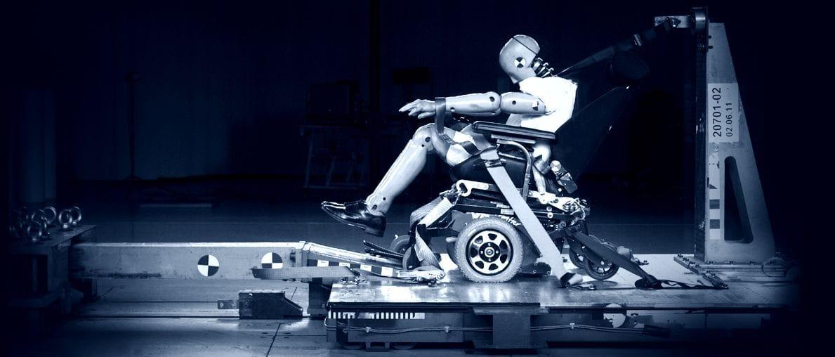 Wheelchair Testing