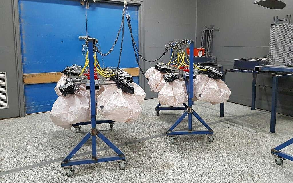 APV-T - Airbag Disposal - Safe Deployment