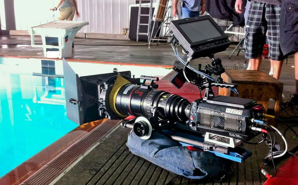Phantom Flex High-Speed Camera Hire