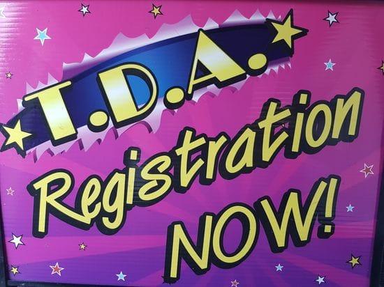 Online Dance Registration