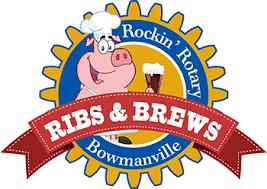 TDA will be at Bowmanville Rib Fest !