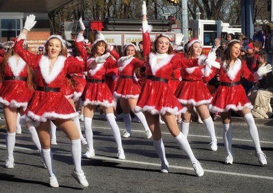 TDA Santa Claus Parade THIS WEEKEND