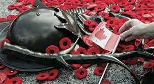 Honour and Remember November 11th