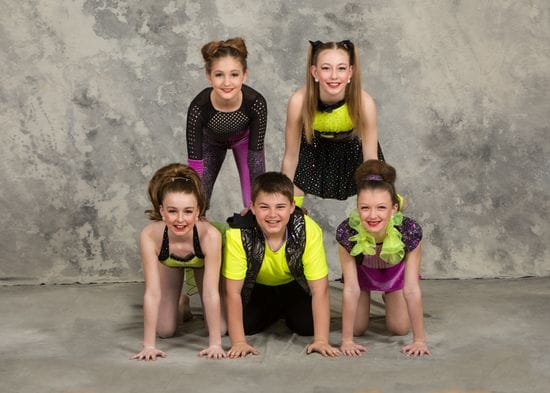 Theatre Dance Academy's August Registration