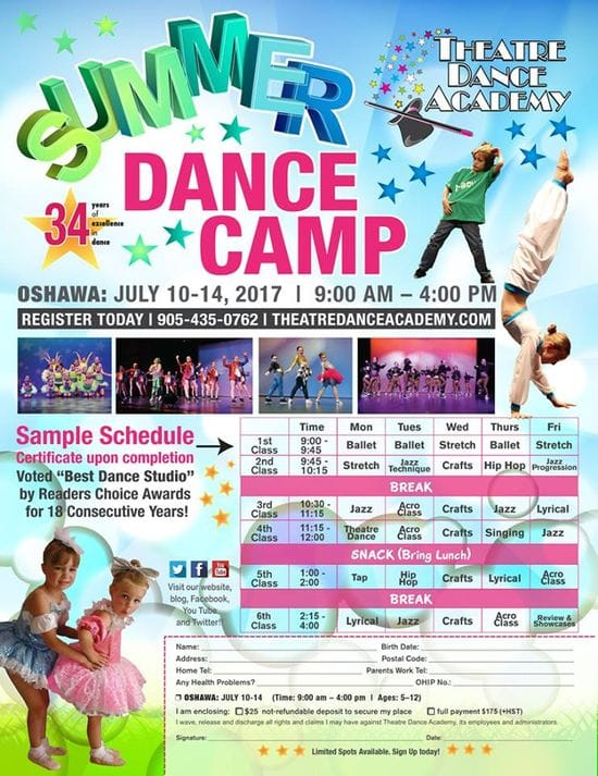 REGISTRATION FOR ALL SUMMER PROGRAMS and fall