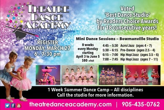 8 week Dance Program all ages