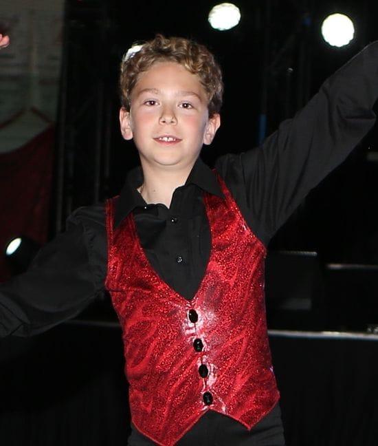 Congratulation to Nicholas on Canada's National Ballet School.