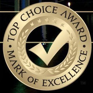 TDA official Top Choice Award Winner for 2016 Dance School