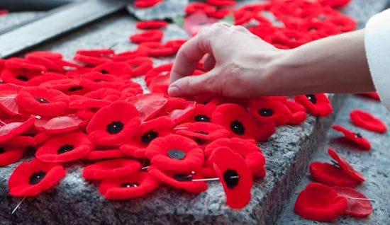 November 11, Canadians pause in a moment of silence to honour and remember the men and women who have served