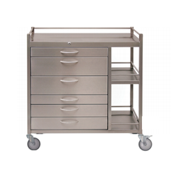 Stainless Steel Speciality Trolley Range