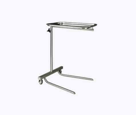 Stainless Steel Mayo Tables