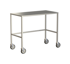 Large Instrument Trolley Without Rails, Without Bottom Shelf 1000x600x900