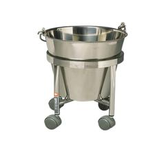 Kick Bucket Stand