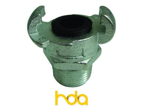 Type A Male Bsp Claw Coupling