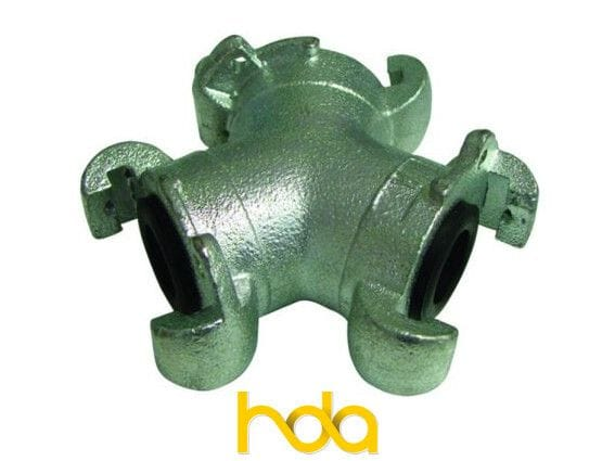 Type A 3-Way Claw Coupling