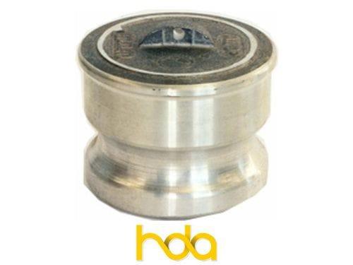 Aluminium Type-Dp Camlock. Male Adaptor Plug.