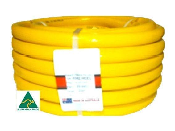 Yellow Fire Reel Hose