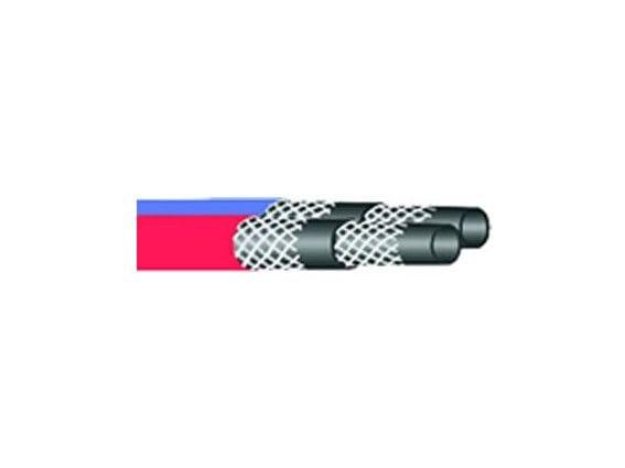 Blue/Red Twinline Oxy/Acetylene Hose