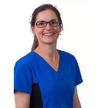 Anita Parkin, Nurse at VSS