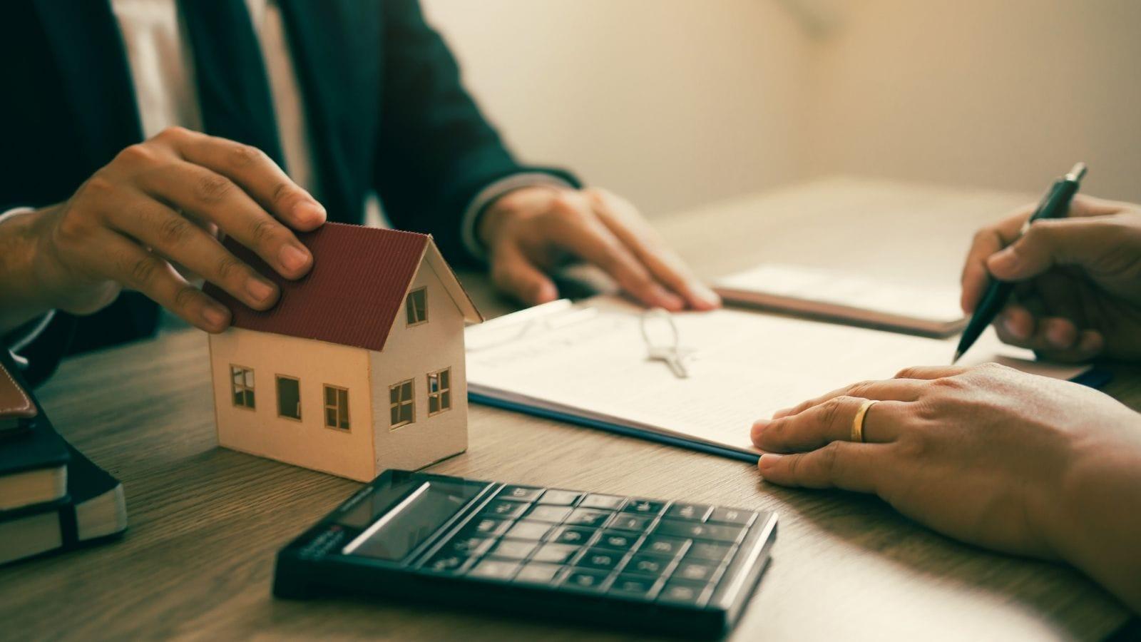 asset splitting when not in own name