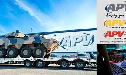 APV Expands Testing Capability and Cyber Security