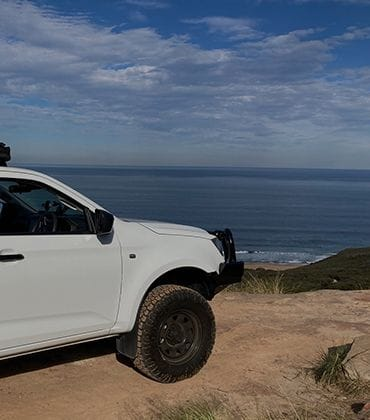 Weekend Guided 4WD Tour