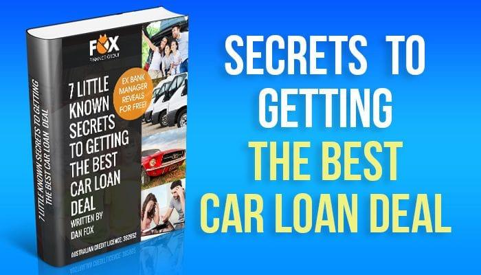 Best Car loan deal