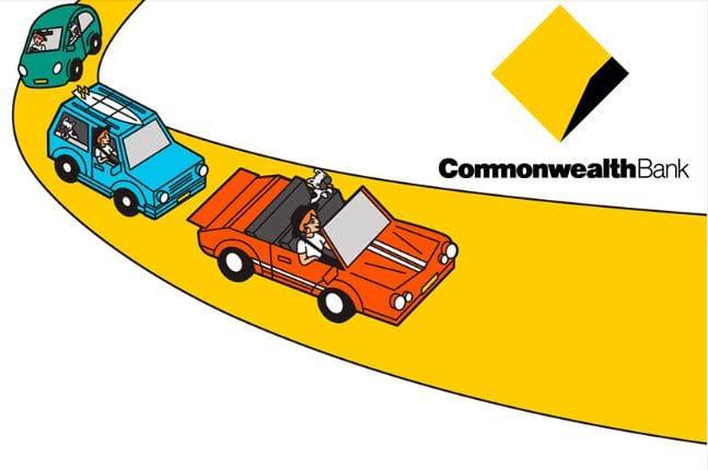 Commonwealth Bank Ads