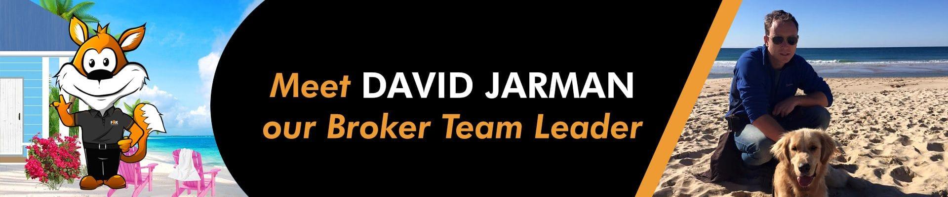 Meet David Jarman