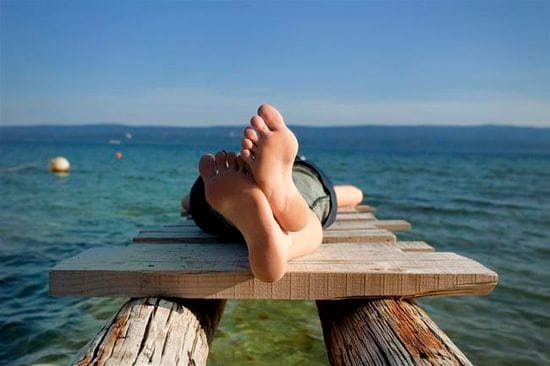 RECHARGING YOUR BATTERIES, MORE PLAY LESS WORK