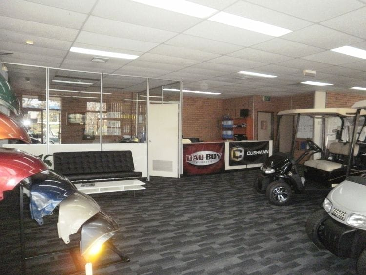 Augusta Golf & Utility Cars Melbourne Office