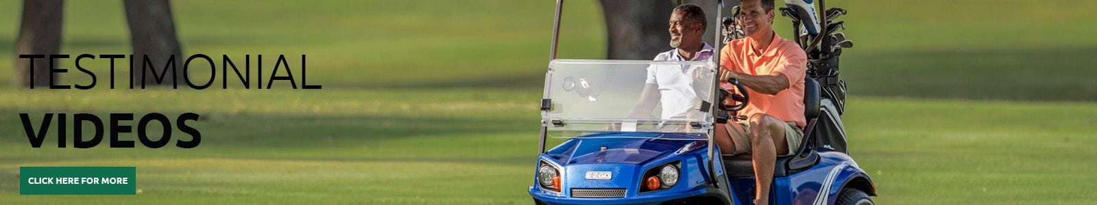 Augusta Golf & Utility Cars Testimonial Videos