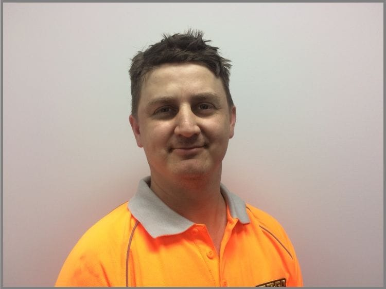 Carl, Vehicle Technician at Augusta Golf & Utility Cars Brisbane Head Office