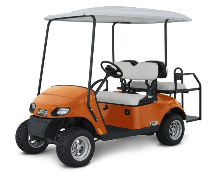 Augusta Golf & Utility Cars ELiTE Freedom TXT 2+2