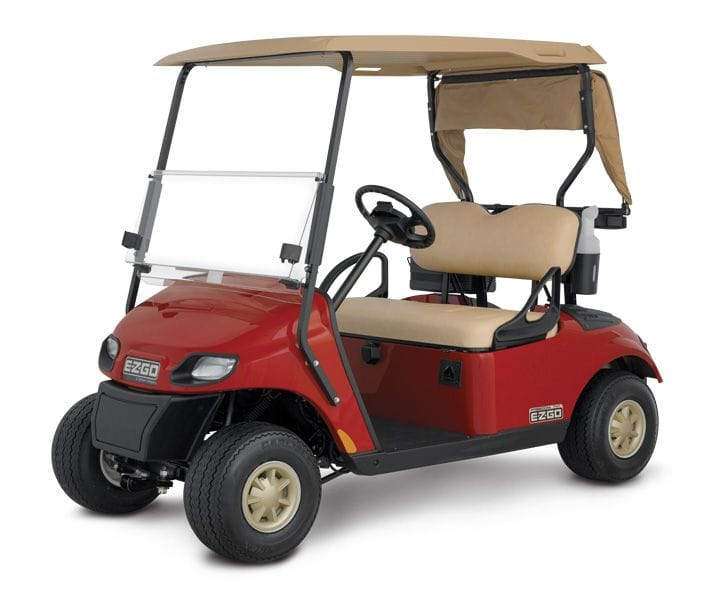 Augusta Golf & Utility Cars ELiTE Freedom TXT