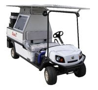 EZGO Food and Beverage Cart