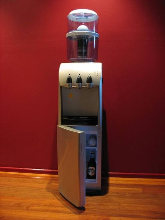 Only $ 690 for the Stainless Steel Water Cooler