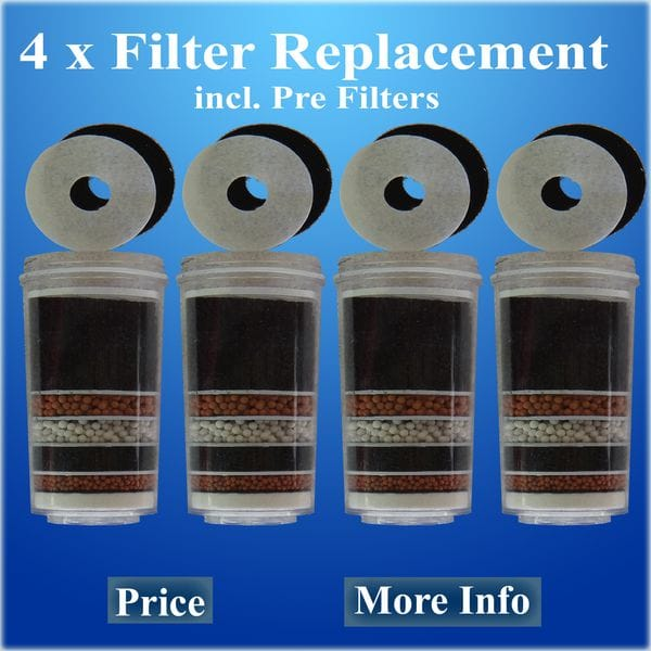 4 Filters Water Coolers Adelaide