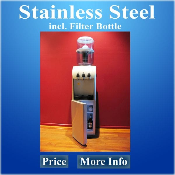 Stainless Steel Water Coolers Brisbane