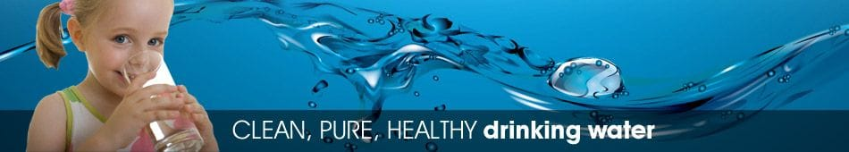 Clean and Pure drinking water from Awesome Water Filters Sydney