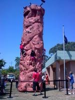 Mobile Rock Climbing Wall Brisbane Ph# 1800 762 525