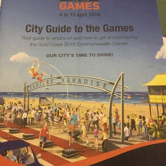 Studio Qi's business hours for the Commonwealth Games