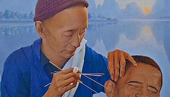 Here's a little History of Acupuncture