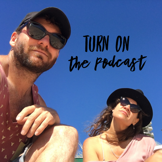How to listen to Turn On the Podcast by Brad & Tabitha Fennell on an iPhone