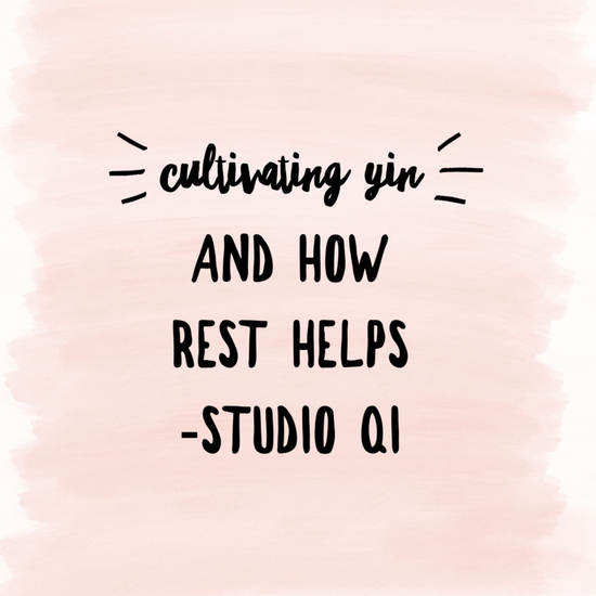 Rest and how to cultivate Yin energy