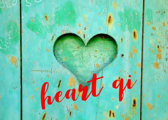 Facial diagnosis for the Heart Qi