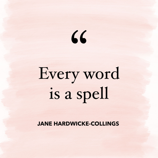 Every word is a Spell