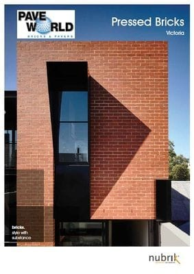 Austral Pressed Bricks Brochure