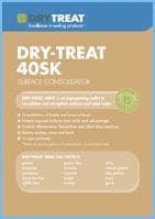 Dry-Treat 40SK Surface Consolidator
