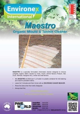 Environex Maestro Brochure